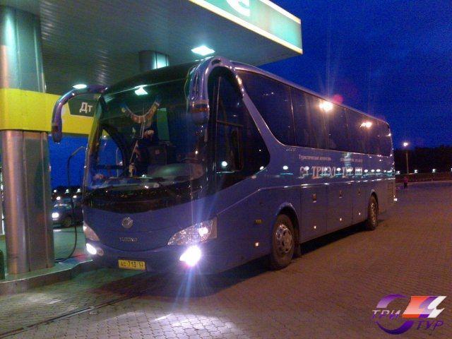 Прокат автобусов в иваново
