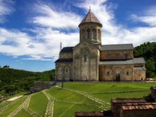 монастырь в Бодбе