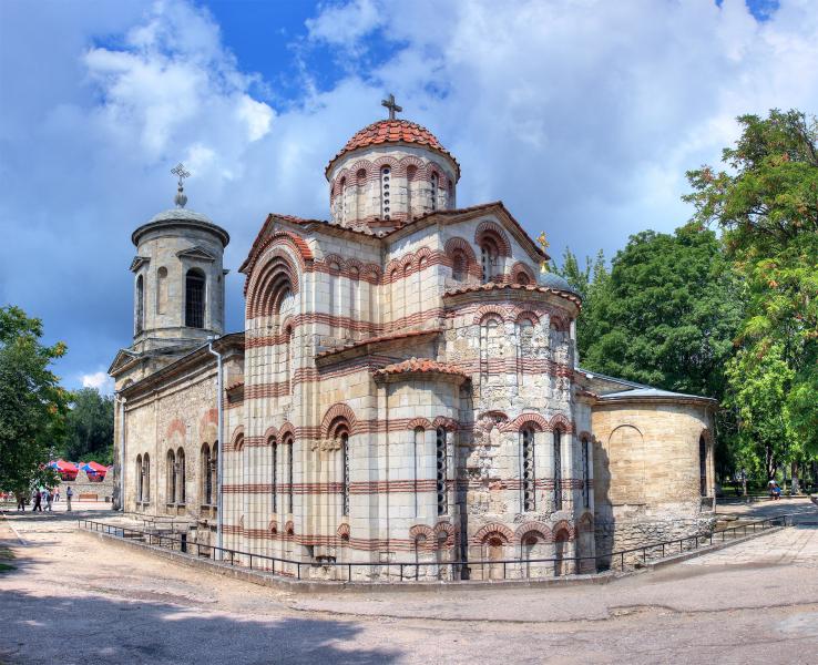 Церковь Иоанна Предтечи - Church of St John the Baptist