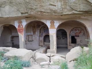пещера Святого Давида Гареджийского1