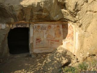 пещера Святого Давида Гареджийского