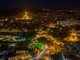 вечерний тбилиси2