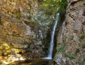 Водопад в Инжирном ущелье