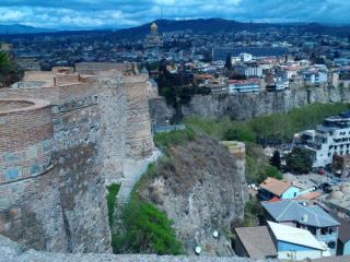Крепость «Нарикала»1