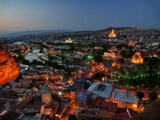 вечерний тбилиси1