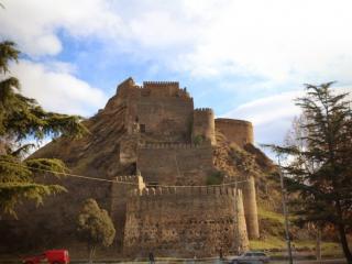 крепость Горис-цихе