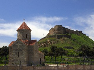 крепость Горис-цихе1