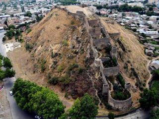 крепость Горис-цихе2